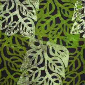 batik resist napkins and runner July class