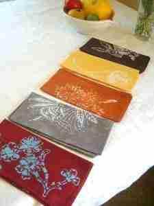 batik resist - Lisa Jennings Art - July Class